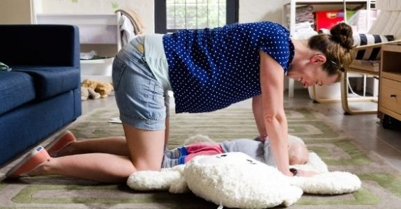 Return to Exercise After Childbirth